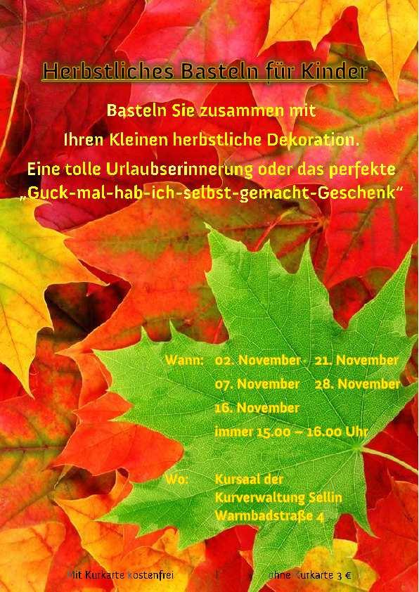 Herbstliches Basteln für Kinder-p1