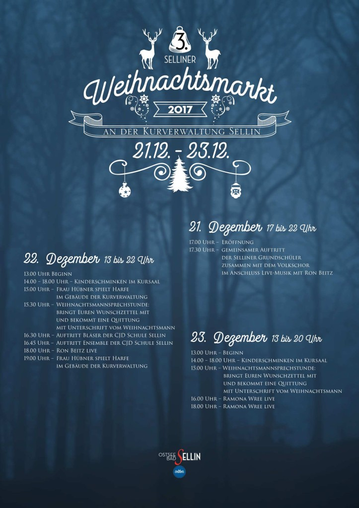 Programm Weihnachtsmarkt-p1